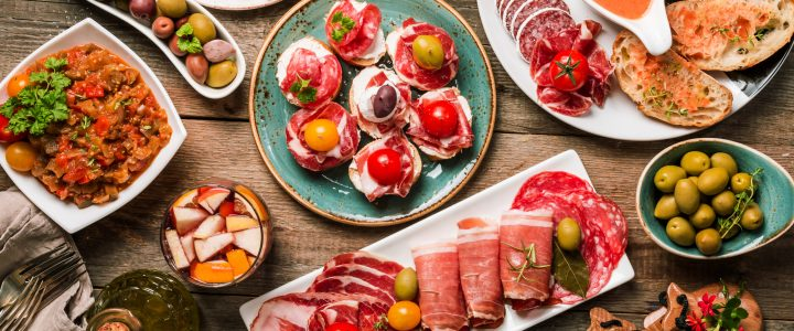 Spanish Cuisine Around The World